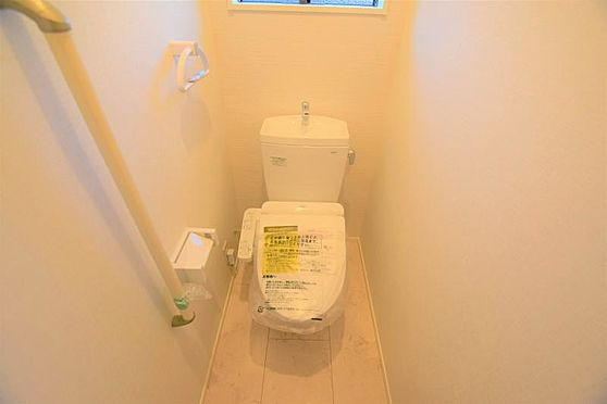 新築一戸建て-仙台市青葉区柏木3丁目 トイレ