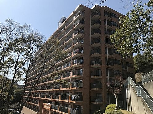 中古マンション-神戸市北区北五葉2丁目 外観