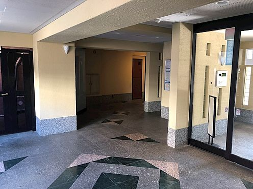 中古マンション-さいたま市浦和区針ヶ谷2丁目 エントランス