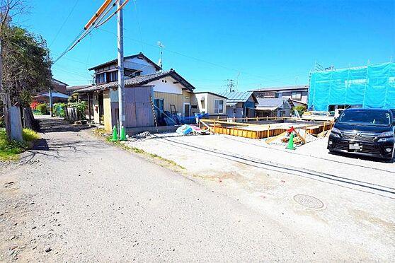 新築一戸建て-仙台市太白区中田2丁目 外観