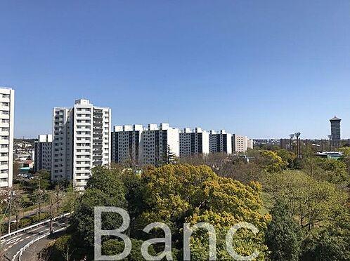 中古マンション-横浜市戸塚区俣野町 見晴らしbのいい眺望