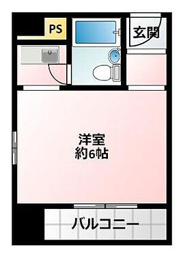 マンション(建物一部)-大阪市淀川区十三本町1丁目 通風に配慮した二面開口