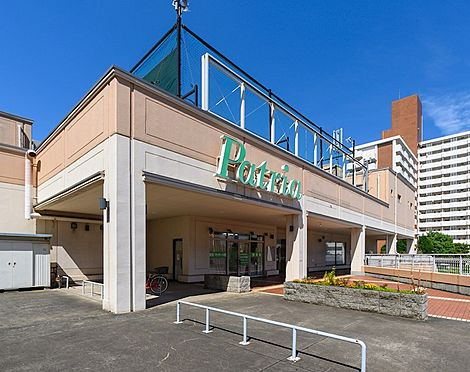 中古マンション-品川区八潮5丁目 大型商業施設「パトリア品川」が近くにあります。