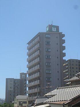 マンション(建物一部)-北九州市八幡西区中須2丁目 東側の外観。