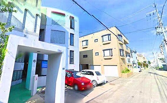 一棟マンション-札幌市中央区南十一条西13丁目 間取り