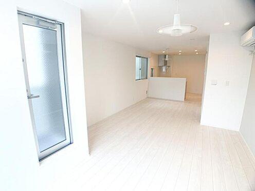 中古一戸建て-名古屋市西区栄生3丁目 約18.85帖のLDK!床暖房完備です!