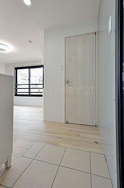 マンション(建物全部)-大田区大森北5丁目 玄関(402号室)