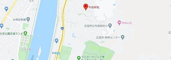 中古マンション-広島市東区牛田新町1丁目 その他