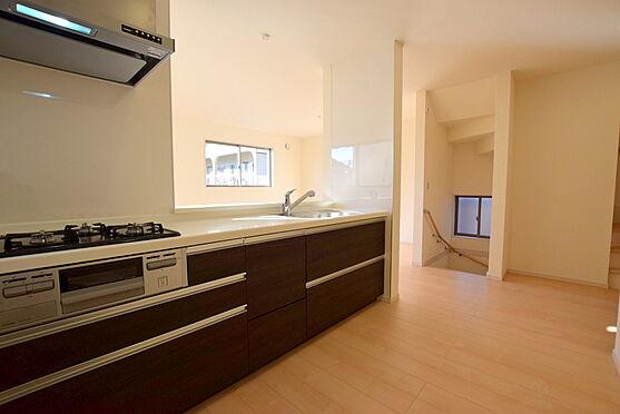 新築一戸建て-仙台市泉区八乙女中央4丁目 キッチン