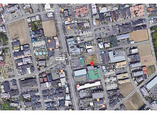 マンション(建物全部)-箕面市牧落3丁目 地図