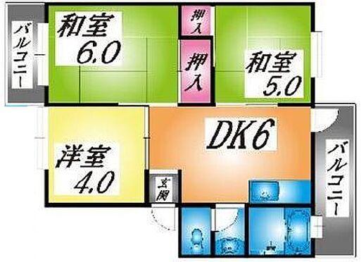 マンション(建物一部)-神戸市西区王塚台4丁目 ファミリータイプの広々3DK