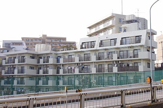 マンション(建物一部)-横浜市西区宮ケ谷 外観