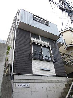 アパート-横浜市神奈川区栗田谷 物件外観