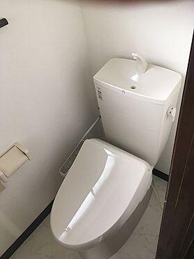 中古一戸建て-さいたま市西区大字二ツ宮 トイレ