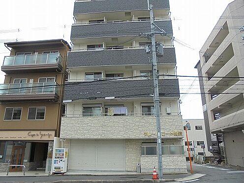 一棟マンション-京都市右京区西院西田町 外観