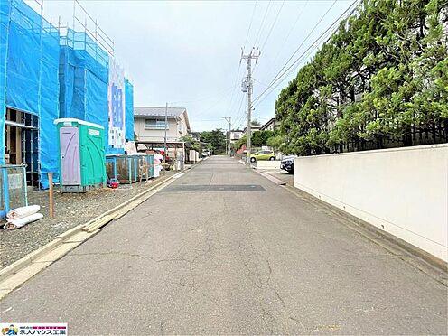 戸建賃貸-仙台市青葉区中山2丁目 外観