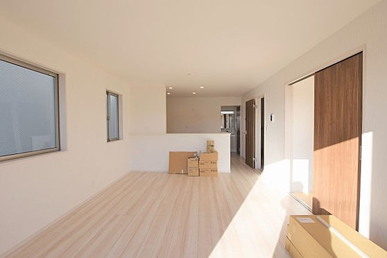新築一戸建て-仙台市宮城野区白鳥2丁目 居間