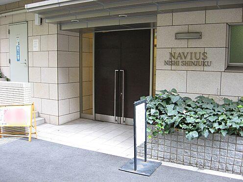 建物一部その他-新宿区西新宿8丁目 エントランス