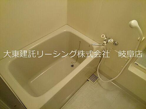 アパート-金沢市南新保町イ 風呂