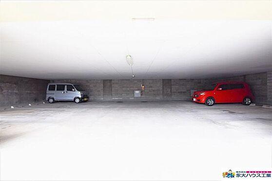 区分マンション-仙台市青葉区桜ケ丘2丁目 駐車場