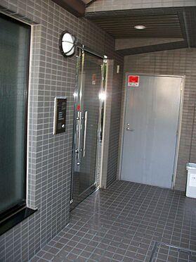マンション(建物一部)-大阪市城東区新喜多1丁目 出入口にはオートロック付き