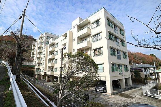 区分マンション-宝塚市宝松苑 外観