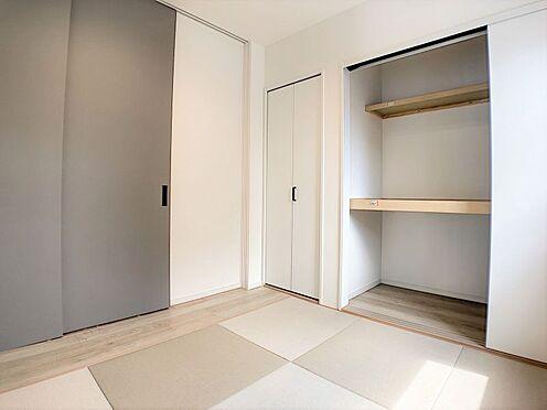 戸建賃貸-西尾市吉良町上横須賀池端 畳で癒しの空間♪和の空間でリラックスできます。