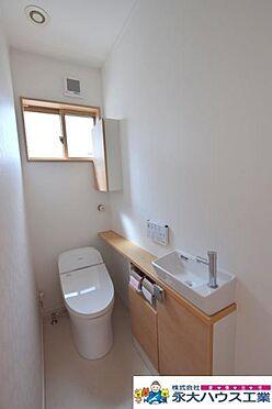 中古一戸建て-黒川郡大和町吉岡南3丁目 トイレ