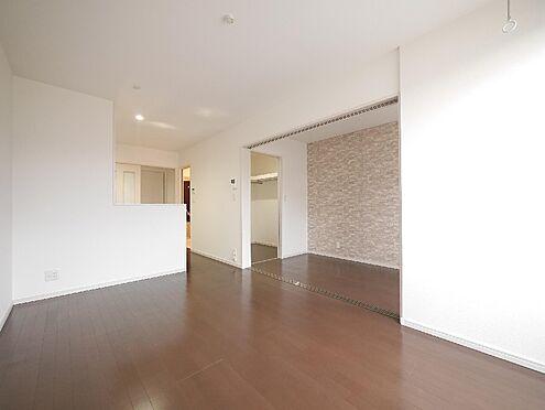 アパート-北九州市八幡西区上上津役2丁目 2階部分、賃貸人が入居前の写真です。