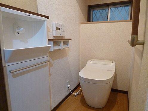 中古一戸建て-摂津市庄屋1丁目 トイレ