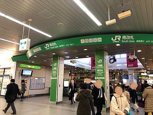 土地-鎌倉市小袋谷1丁目 ビッグターミナル 大船駅