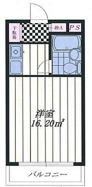 マンション(建物一部)-横浜市保土ケ谷区星川3丁目 間取り