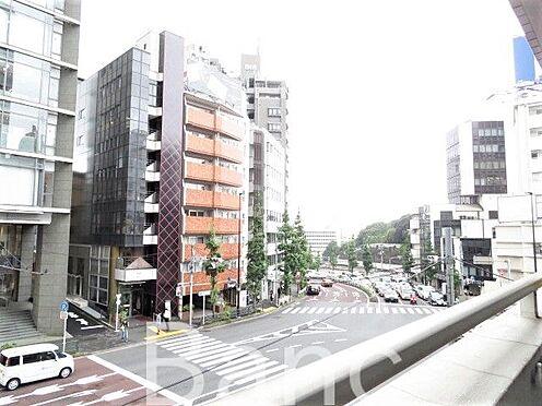 中古マンション-渋谷区恵比寿西1丁目 バルコニーからの眺望