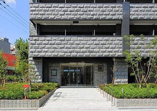 中古マンション-大阪市東成区東小橋1丁目 エントランスアプローチ