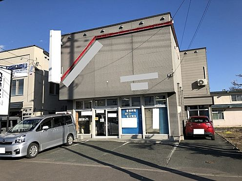 店舗事務所(建物全部)-北見市とん田東町 外観