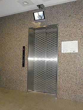 マンション(建物一部)-大阪市福島区海老江3丁目 防犯性に優れたエレベーター