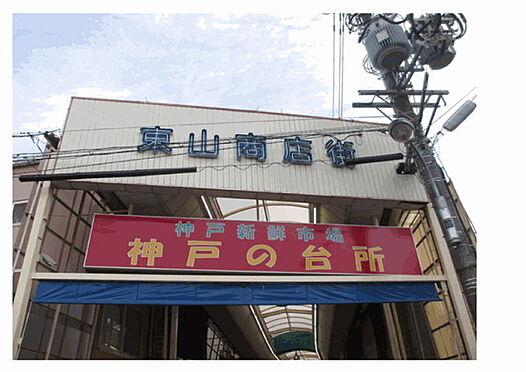 マンション(建物一部)-神戸市兵庫区湊川町6丁目 東山商店街まで300m