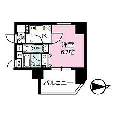 マンション(建物一部)-練馬区豊玉北5丁目 間取り