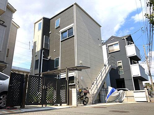 アパート-横浜市神奈川区三枚町 外観