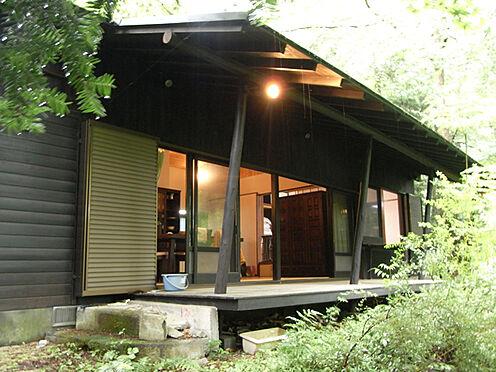 中古一戸建て-北佐久郡軽井沢町大字長倉 使いやすい1LDKの平屋別荘です。