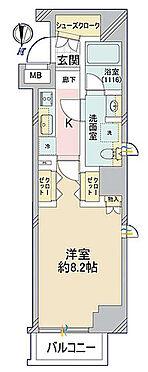 マンション(建物一部)-墨田区江東橋1丁目 間取り