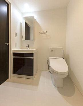 マンション(建物全部)-世田谷区池尻4丁目 トイレ