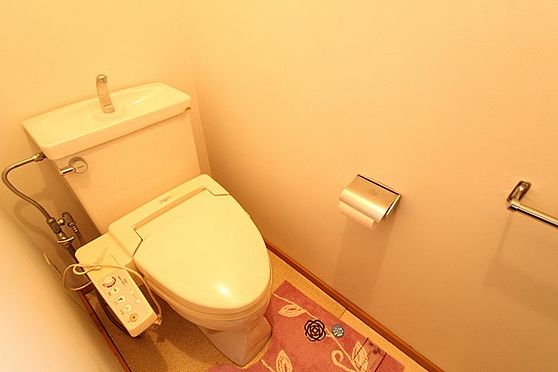 中古一戸建て-日野市三沢2丁目 トイレ