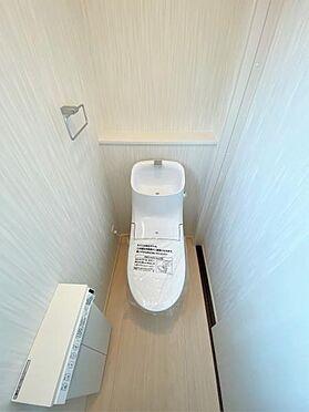 戸建賃貸-仙台市若林区六丁の目中町 トイレ