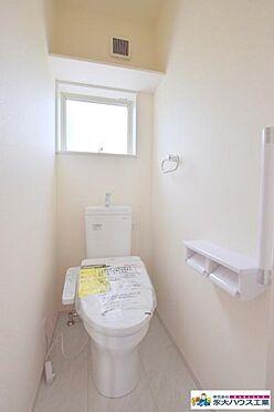 新築一戸建て-仙台市泉区鶴が丘3丁目 トイレ