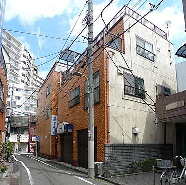 マンション(建物全部)-大田区大森中2丁目 南西側道路からの外観