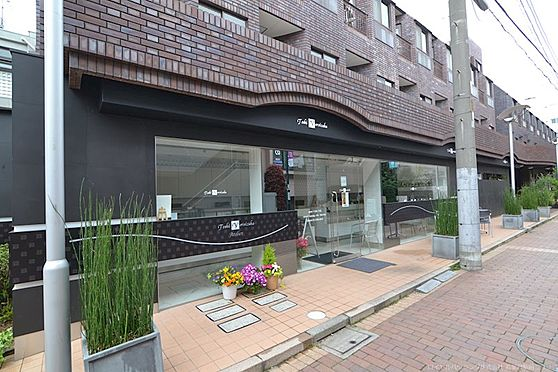 土地-世田谷区八幡山1丁目 鎧塚ケーキ