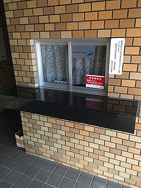 中古マンション-富士見市関沢2丁目 エントランス