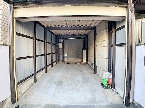 中古一戸建て-名古屋市守山区川西1丁目 車庫があります。雨からお車をお守りできますね♪