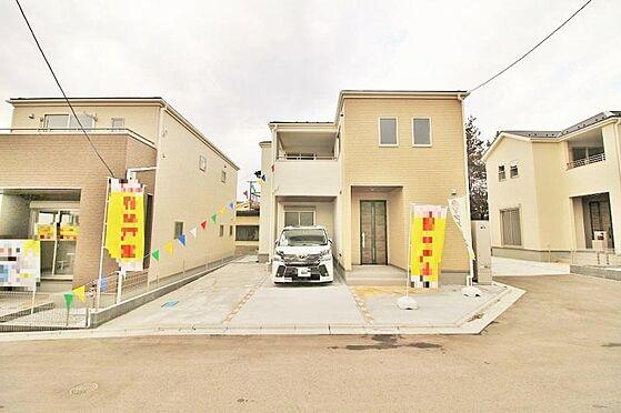 新築一戸建て-仙台市若林区南染師町 外観
